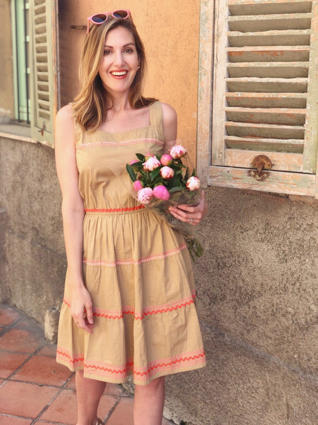 ethical summer dress